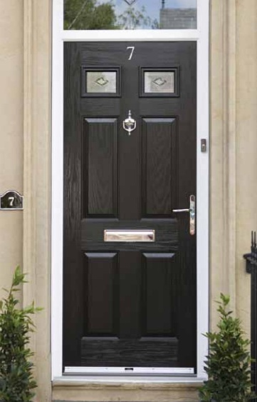 premium selection 61b2c 85e8a Composite Doors From John Fredericks - Double Glazing Blogger