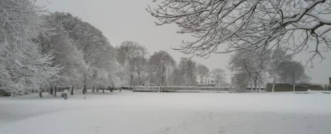 Huddersfield park 2