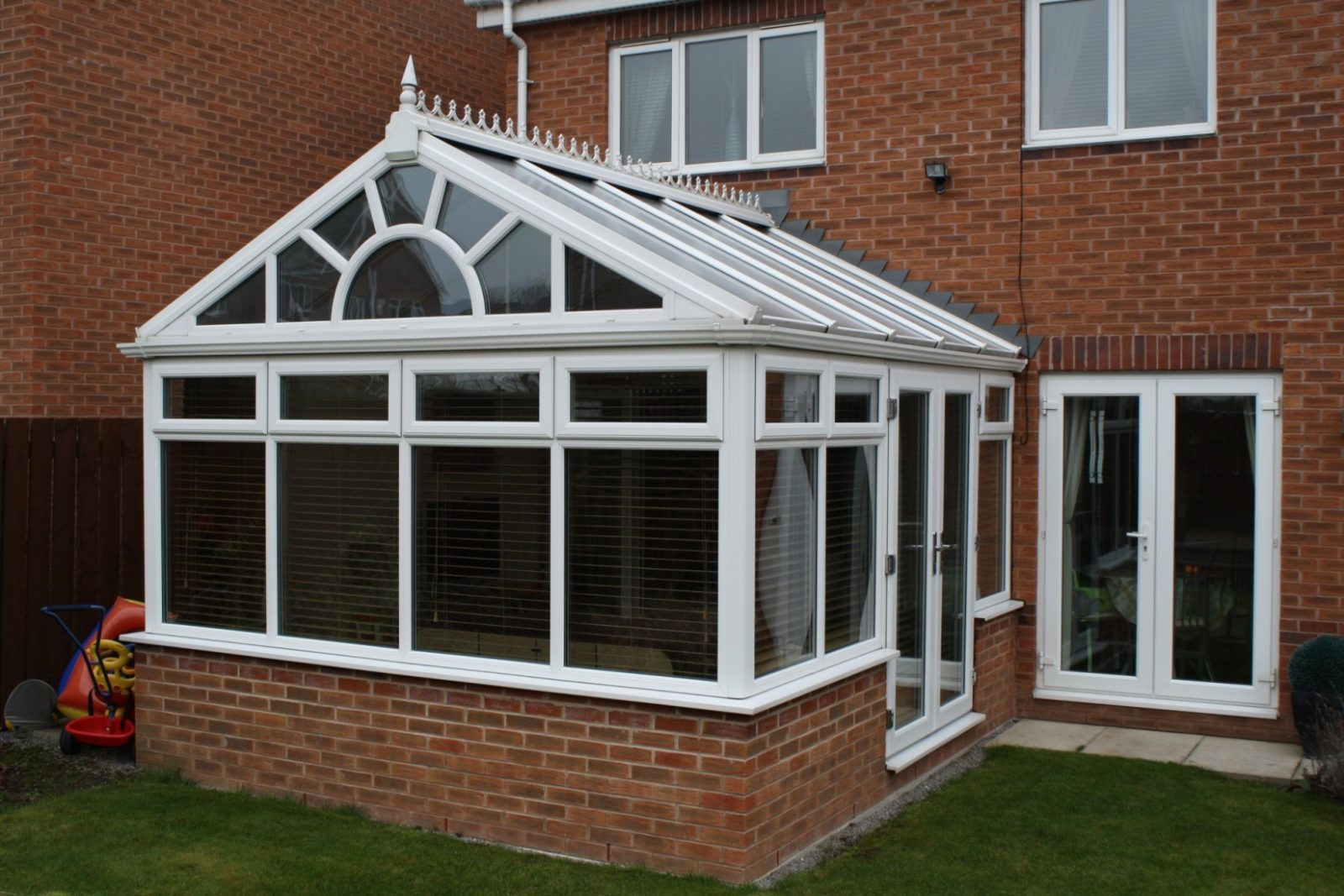 The Average Cost Of A New Conservatory Is 5300