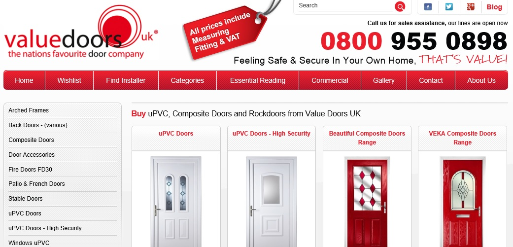 Value Doors UK