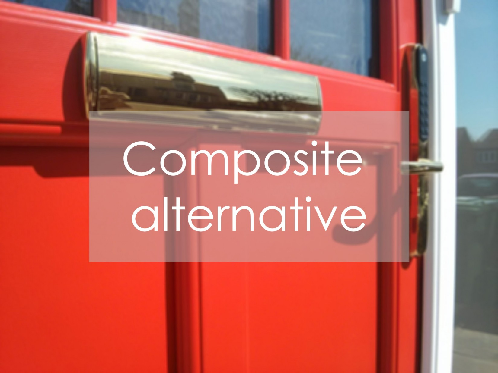 View Larger Image & These Should Be The Alternatives To Composite Doors - Double Glazing ...