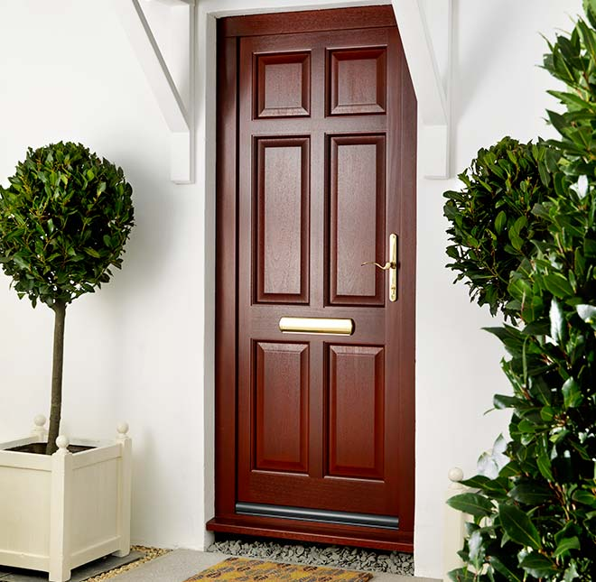 choosing the right front door for a standout entrance double