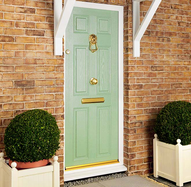 Everest Doors Strong And Secure