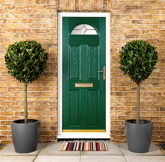 Lighten up & Choosing the right front door for a standout entrance - Double ...
