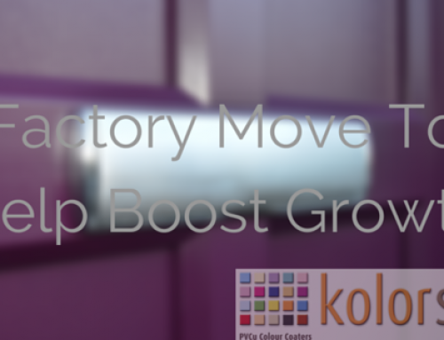Kolorseal Move To Larger Premises To Facilitate Growth