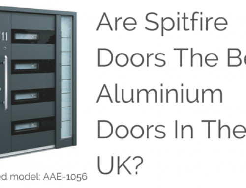 Are Spitfire Doors The Best Aluminium Doors In The UK?