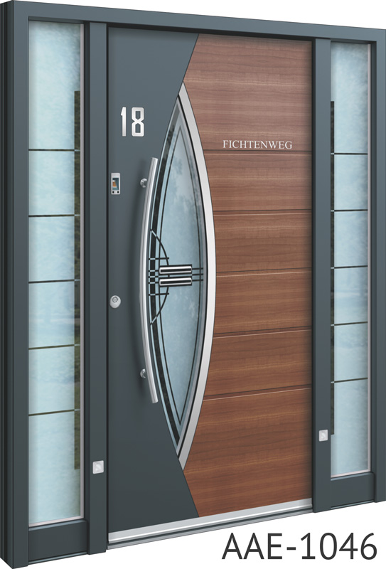 Here is just a small selection of those designs that Spitfire Doors have kindly allowed me to use as part of this article & Are Spitfire Doors The Best Aluminium Doors In The UK? - Double ...