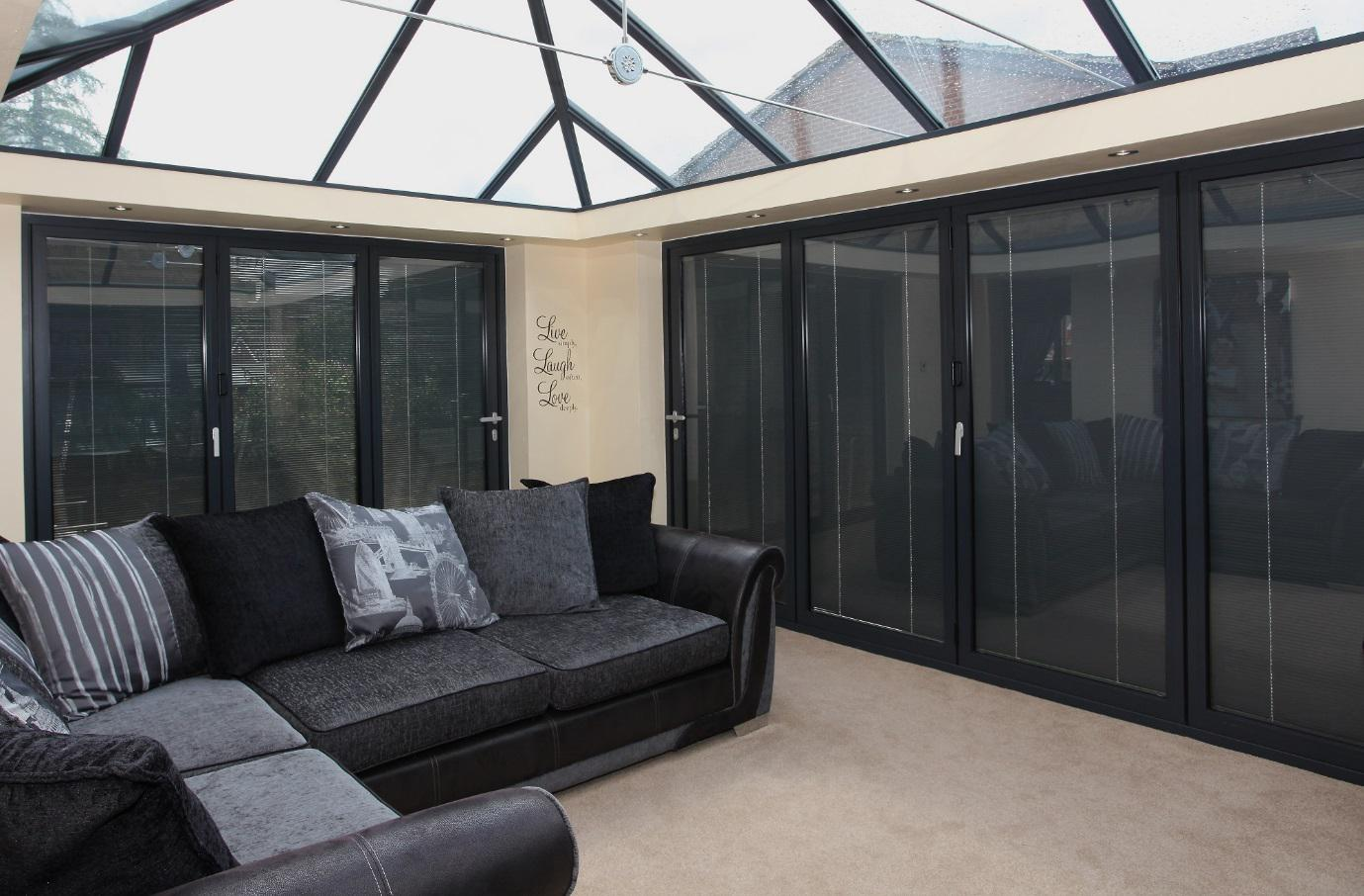 Morley glass glazing offers an exclusive shade of grey for Double glazing offers
