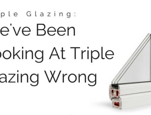 We're Looking At Triple Glazing In The Wrong Way