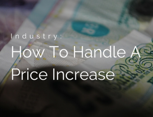 How To Handle A Price Increase