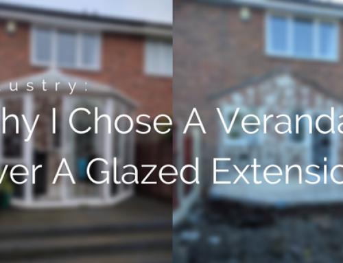 Why I Chose A Verandah Over A New Glazed Extension