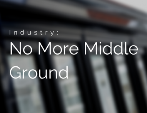 There's No Glazing Industry Middle Ground Left