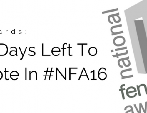 Six Days Left To Vote In This Year's National Fenestration Awards