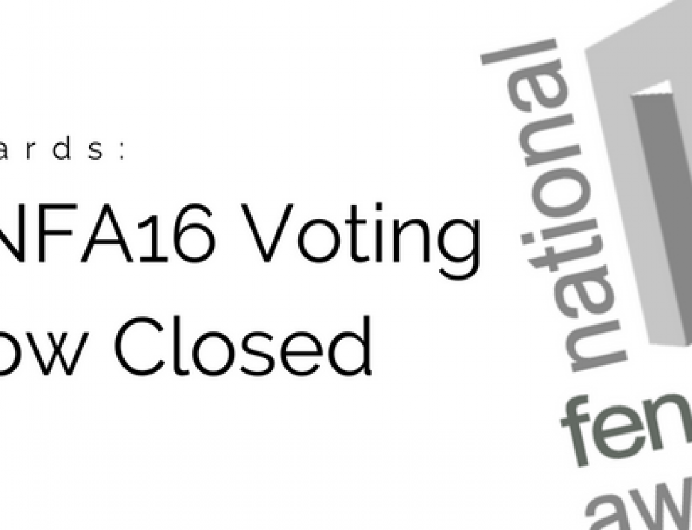 Voting In This Year's National Fenestration Awards Ends