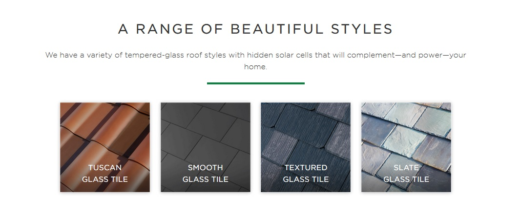 Tesla Announces Solar Powered Roof Tiles Double Glazing