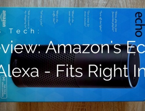 DGB Tech: Amazon's Echo And Alexa Review – Fits Right In
