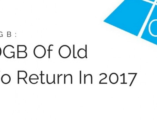 DGB Of Old To Return In 2017