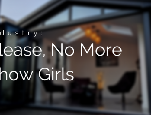 Please, No More Show Girls