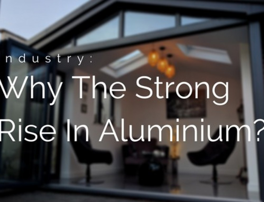 Why Has Residential Aluminium Made Such A Strong Comeback?