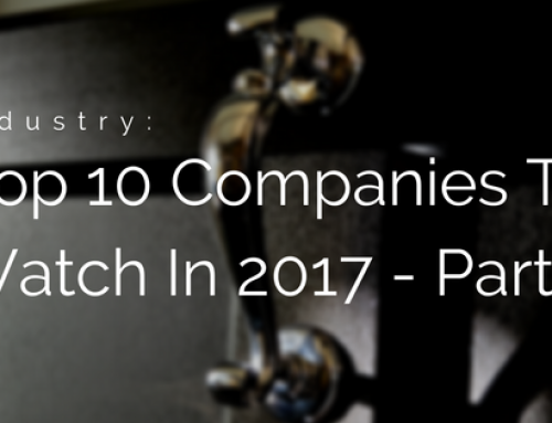 Ten UK Glazing Companies To Look Out For In 2017 – Part 1