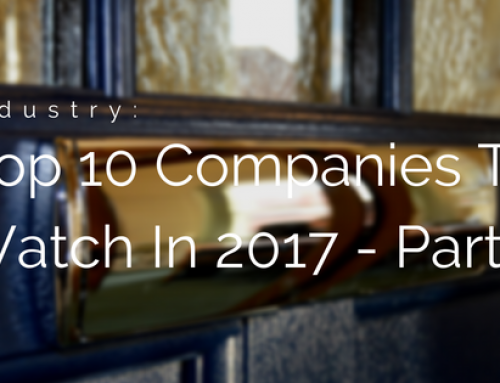 Ten UK Glazing Companies To Look Out For In 2017 – Part 2