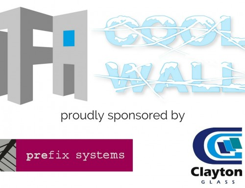 Clayton Glass And Prefix Systems To Be Official Co-Sponsors of the 2017 And 2018 Cool Wall Competitions