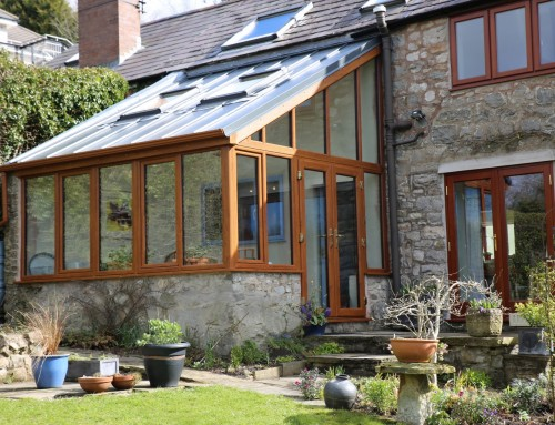 Prefix Deliver A Contemporary, WARMroof Solution