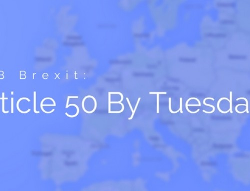 DGB Brexit: Article 50 Likely To Be Triggered On Tuesday