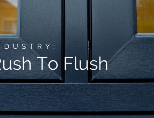The Rush To Flush