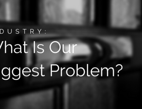 What Is The Glazing Industry's Biggest Problem Right Now?