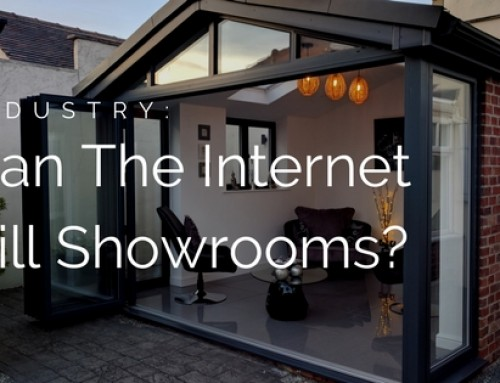 Could The Internet Ever Kill Window Showrooms And Sales People