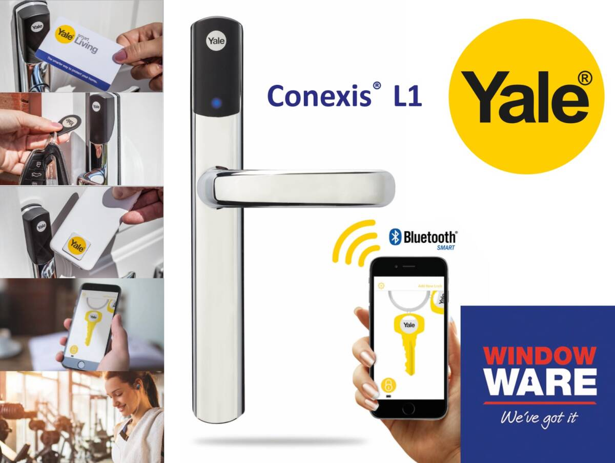 Take App Solute Control Of Your Door With The New Yale