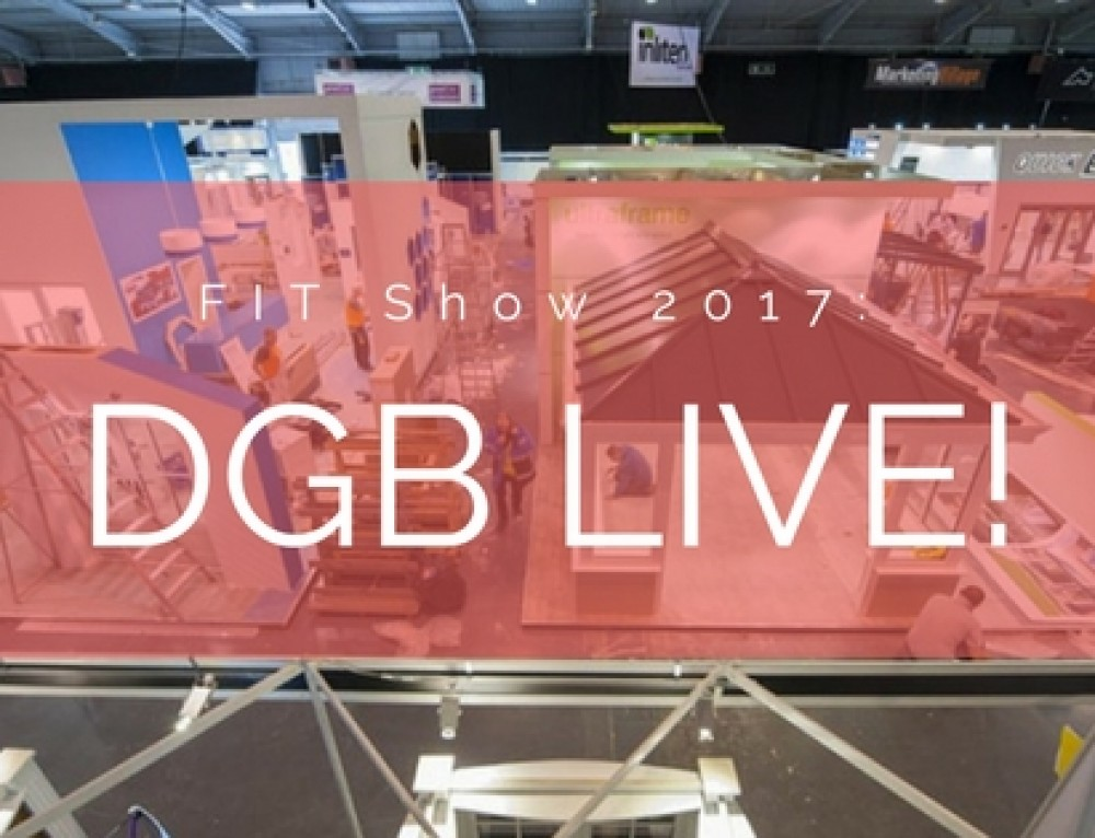 DGB FIT Show 2017 LIVE Page Launches