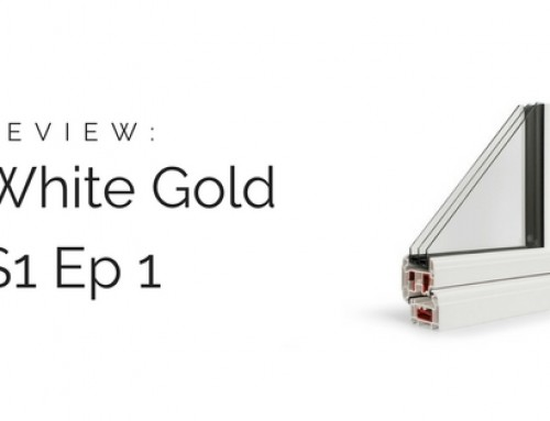 Review: White Gold S1 Ep 1