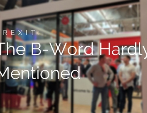 The B-Word Was Hardly Mentioned At The FIT Show This Year