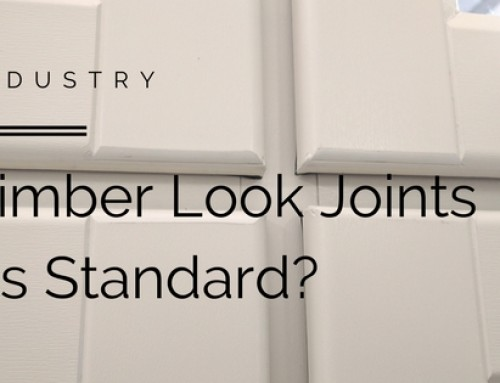 Timber Look Joints Could Become An Industry Standard Soon