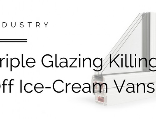 Triple Glazing Killing Off Ice Cream Vans? Bulls**t!