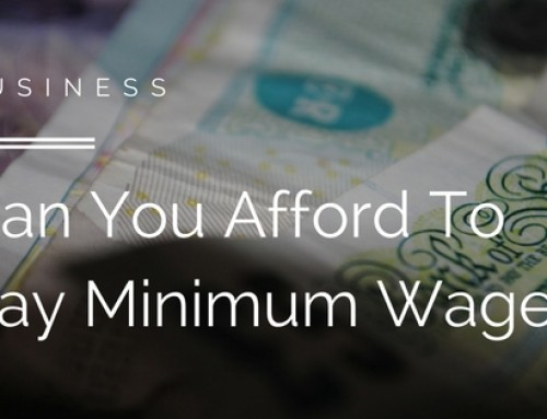 Have You Raised Prices To Pay For Minimum Wage Increases?