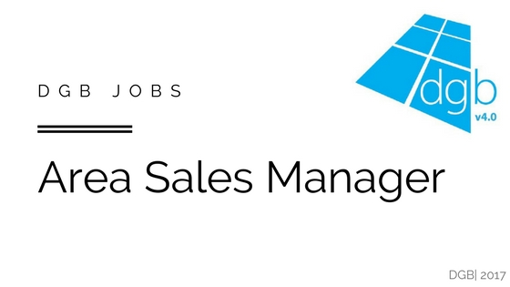 Area Sales Manager Double Glazing Blogger