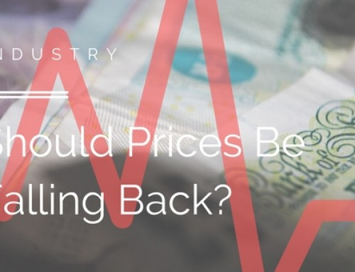 Should Glazing Industry Prices Be Coming Down?