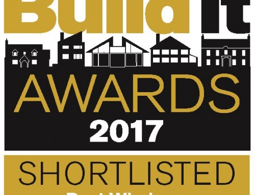 Residence Collection Shortlisted For Build-It Awards