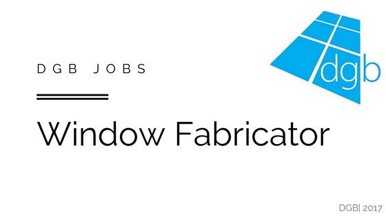 Window Fabricator - Double Glazing Blogger