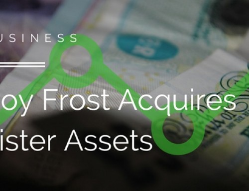 Roy Frost Acquires The Assets Of Lister Trade Frames