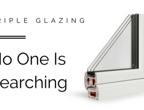 People Just Aren't Searching For Triple Glazing Online