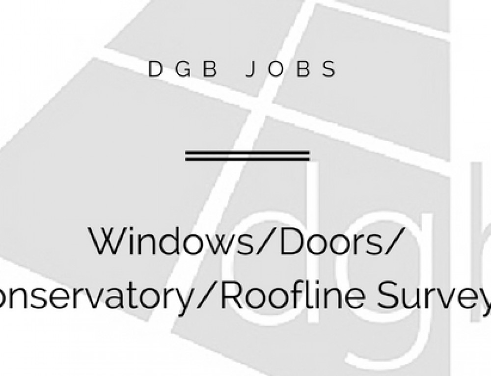 Windows/Doors/Conservatory/Roofline Surveyor