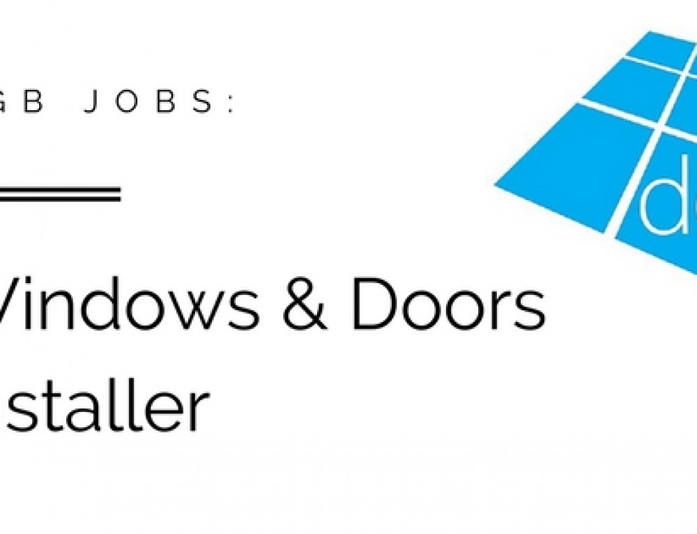 Windows And Doors Installer