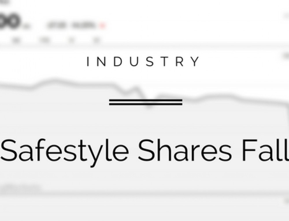 Safestyle Shares Fall After Another Negative Trading Update