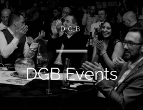 DGB Launches DGB Events