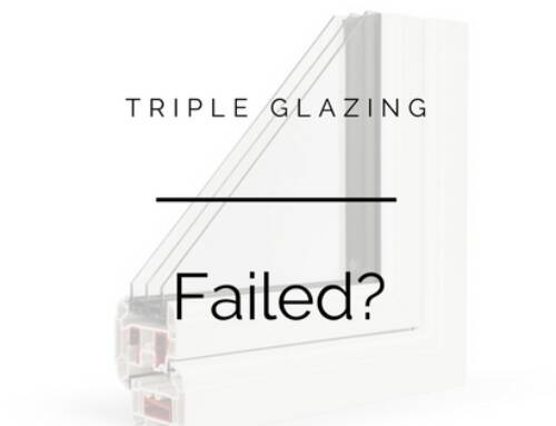 Has Triple Glazing Failed?