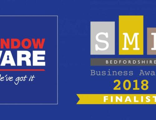 Window Ware Is An SME Bedfordshire Business Awards 2018 Finalist!